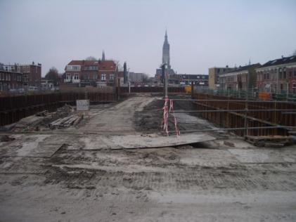 Koepoortgarage (Marktgarage) Delft